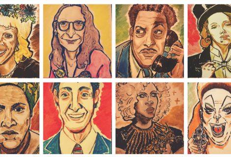 Pride portraits project